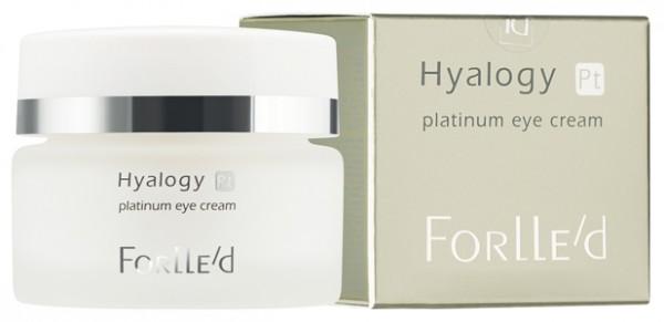 Forlle'd Hyalogy Platinum Eye Cream 9gr