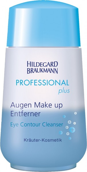 Professional Plus Augen Make Up Entferner (2 Phasen) 100ml