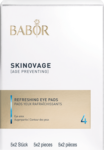 Babor Skinovage Refreshing Eye Pads 5x2 St.