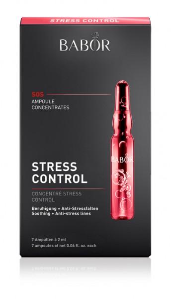 AMPOULE CONCENTRATES- Stress Control