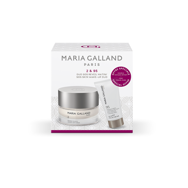 Maria galland 2&95 SOS Reveil Duo 65ml