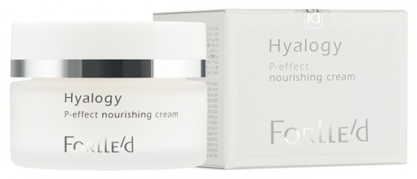 Forlle'd Hyalogy P-effect Nourishing Cream 40gr.