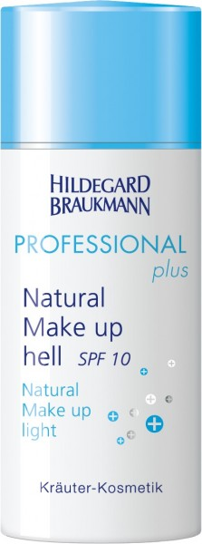 Professional Plus Natural Make Up SPF 8 Hell 30ml