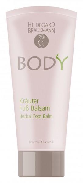 BODY Kräuter Fuß Balsam