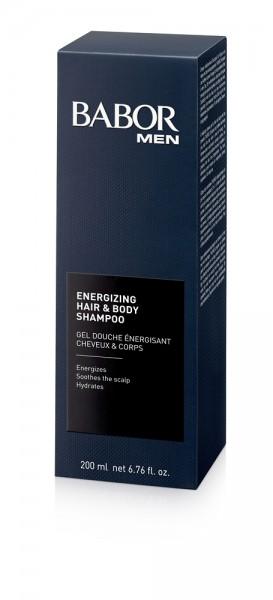 Energizing Hair & Body Shampoo 200ml