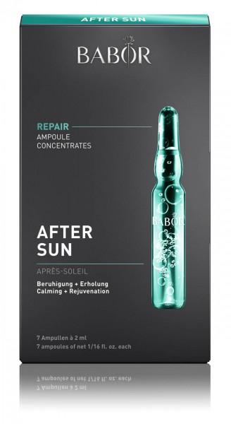 AMPOULE CONCENTRATES - Repair After Sun Inhalt: 14 ml
