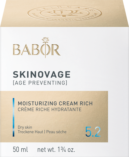Babor Skinovage Moisturizing Cream Rich 50ml