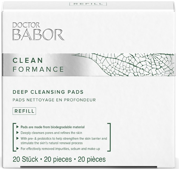 CF Deep Cleansing Pads 20St.