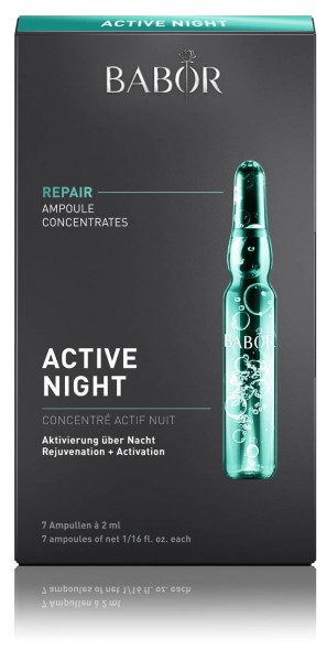 AMPOULE CONCENTRATES - Repair Active Night Inhalt: 14 ml