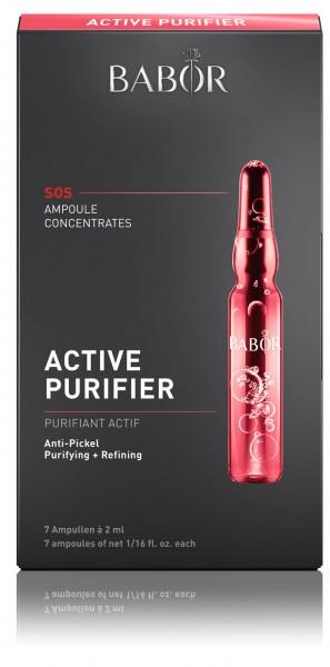 AMPOULE CONCENTRATES - SOS Active Purifier Inhalt: 14 ml