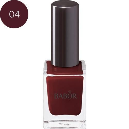 Nail Colour 04 rouge noir