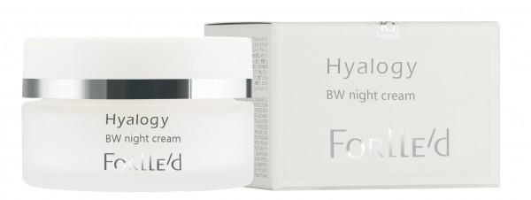Forlle'd Hyalogy BW Night Creme 50gr.
