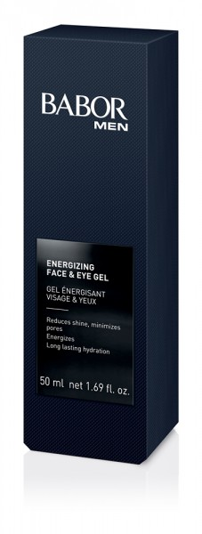 Energizing Face & Eye Gel 50ml