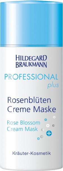 Professional Plus Rosenblüte Creme Maske 30ml