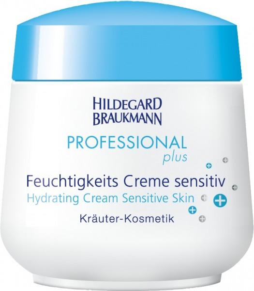 Professional Plus Feuchtigkeits Creme Sensitiv 50ml