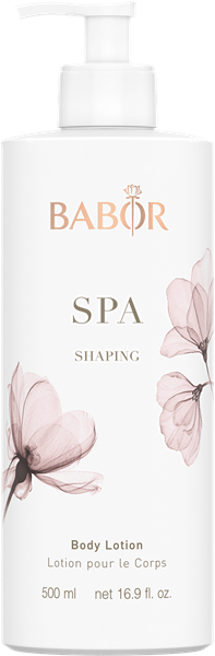 SPA Shaping Body Lotion Limited Edition 500ml